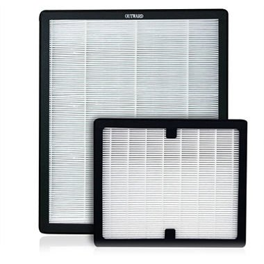 Advanced Pure Air Newport 9000 & Breeze Combo Replacement HEPA Carbon Filters