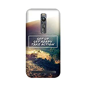 StyleO Asus Zenfone 2 ZE551ML Designer Printed Case & Covers Matte finish Premium Quality (Asus Zenfone 2 ZE551ML Back Cover)