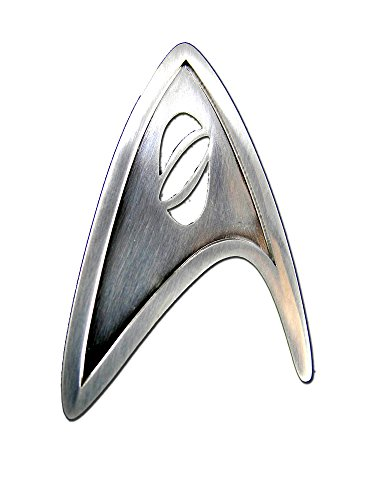Quantum Mechanix Star Trek Magnetic Insignia Science Badge