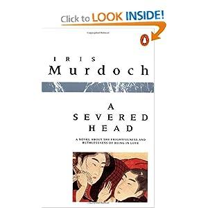 A Severed Head - Iris Murdoch