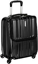 [ワールド トラベラー] World Traveler 【Amazon.co.jp限定】 ACEコラボ特別企画 スーツケース 46cm 32L 機内持込サイズ ストッパー付 TSAロック搭載(ブラック)