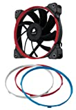 Corsair CO-9050001-WW Air Series AF120 Quiet Edition 120mm Low Noise High Airflow Fan Single Pack