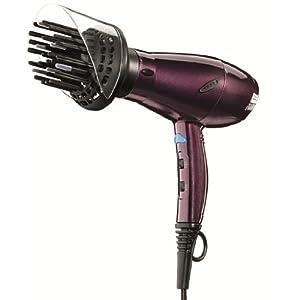 Conair Infinity Pro Volumizing Hair Dryer - Metallic Deep Plum