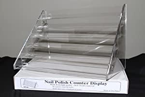Amazon.com: Nail Polish Table Rack Display