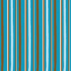 Printed Gift Wrap 30″ Wide 5 Foot Roll-Bold Stripes