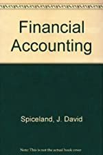 Financial Accounting by J. David Spiceland