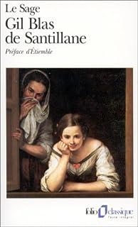 Histoire de Gil Blas de Santillane, Lesage, Alain-René (1668-1747)