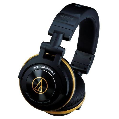 ヘッドホン おしゃれ audio-technica  ATH-PRO700MK2ANVをおすすめ