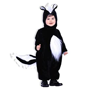 Skunk Child Costume - Small
