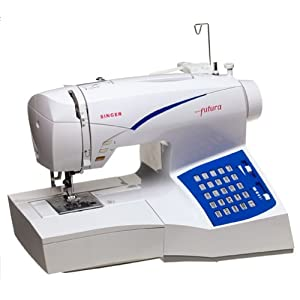 8500d embroidery sewing machine