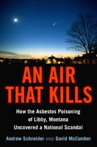An Air That Kills, Andrew Schneider, David McCumber