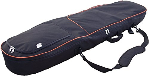 "WITAN SNOWBOARDTASCHE Snowboard Tasche Boardbag 155 / 165cm ""ELITE"" #16 (165 Zentimeter)"
