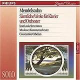 Mendelssohn: Piano Concertos 1/2