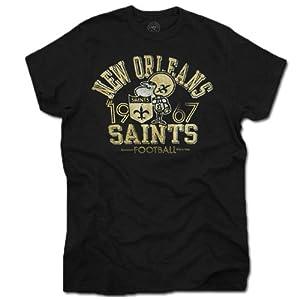 New Orleans Saints Black Established 1967