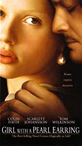 Girl with a Pearl Earring [VHS]