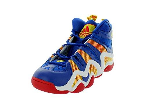 best service 3a099 3adf9 Adidas Men s Crazy 8 Blusld Vivyel Lgtsca Basketball Shoes 11 5 Men US