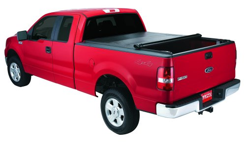 Lund 96064 Genesis Roll-Up Latching Tonneau Cover