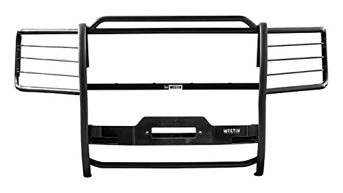 Westin Automotive Products 40-93905 Black Sportsman Winch Mount (GG) (Westin Bull Bar F350 compare prices)