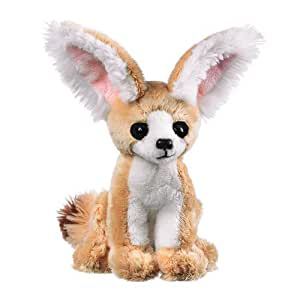 Wildlife Artists Fennec Fox Plush Toy 8""