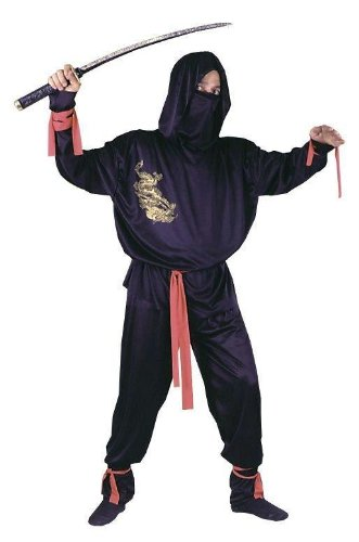 Costumes For All Occasions Fw9965 Ninja Adult