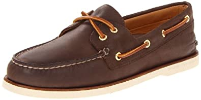 Sperry Top-Sider Mens Gold A O 2-Eye Boat Shoe by Sperry Top-Sider