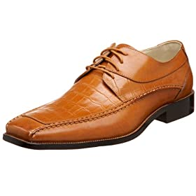 Stacy Adams Men's Valiant Bicycle Toe Oxford