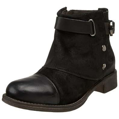 Boutique 9 Women's Cooper Ankle Boot,Black,5 M US
