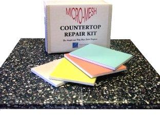 Micro-Mesh Corian Countertop Repair Kit