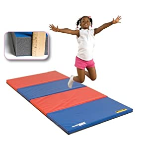 Buy GSC Expando Supernova Polyfoam Mat W Velcro Ends- Blue 6 x 12 Foot by Athletic Connection
