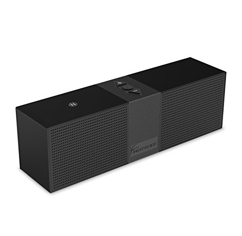 Bluetooth Speakers, TaoTronics Portable Bluetooth Wireless Speaker (High Definition Audio, Built-in Microphone, NFC, 2x3W Acoustic Drivers, A2DP Profiling, 10 Hours Playtime)