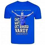 Jamie Vardy & Leicester Striker T-Shirt