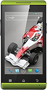 Xolo Q500s IPS  Green  available at Amazon for Rs.4199