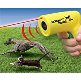 Scram Patrol Sonic Animal Chaser. Product Category: New Products