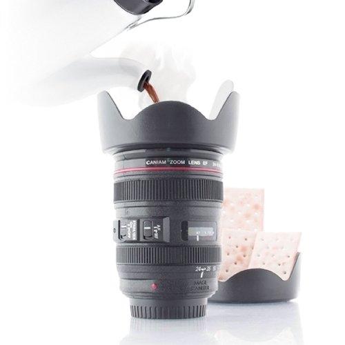 CamMug Tazza obiettivo LensCup Macchina Fotografica EF 24-104 mm