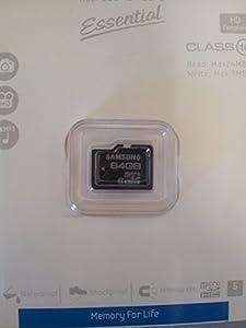 Samsung 4GB Micro SD Card Class 10