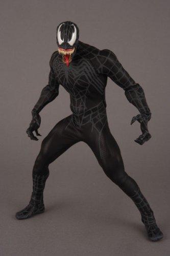 Venom Game Toy : Spider man action figure sideshow medicom