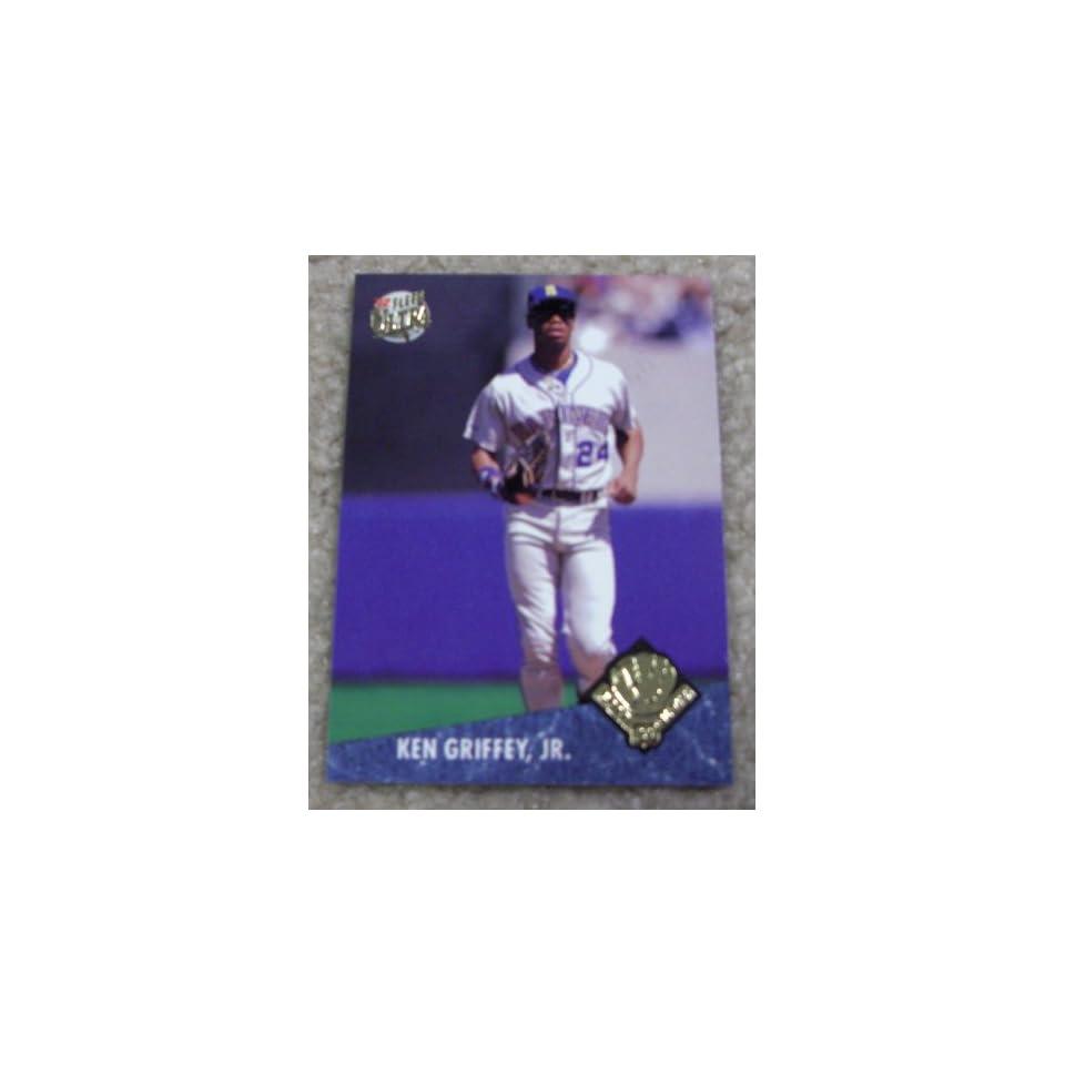 67d25d6b26 1992 Fleer Ultra Ken Griffey Jr # 22 MLB Baseball Award Winners Card ...