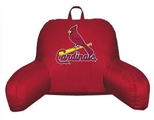 Saint Louis Cardinals St. Bed Rest Backrest Reading Pillow