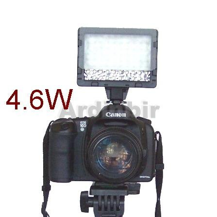 Camera Led Light For Leica D-Lux 4, D-Lux 3, S2, V-Lux 1, M9, Digilux 3, D Lux3, Fujifilm Finepix S2 Pro, S3 Pro, S5 Pro