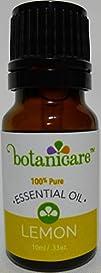 Botanicare Therapeutic Grade Essential Oil Lemon .33oz10ml
