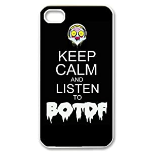 Blood on The Dance Floor BOTDF X&T DIY Snap-on Hard Plastic Back Case Cover Skin for Apple iPhone 4 4G 4S - 572