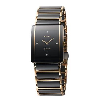 Amazon.com: Rado Men's R20282712 Integral Watch: Rado