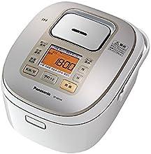 パナソニック IHジャー炊飯器 5.5合 ホワイト SR-HB104-W