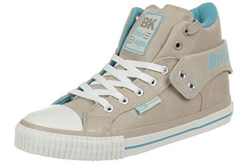 British Knights BK Sneaker B35-3731 11 Damen Roco Sand Aqua Beige, Groesse:36 EU / 3 UK / 4.5 US