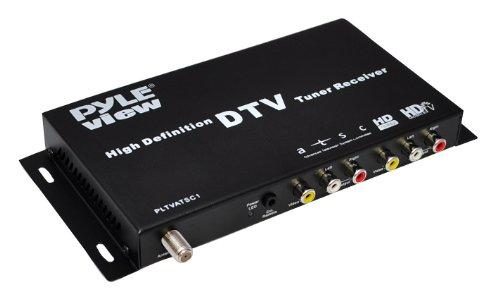 PYLE PLTVATSC1 ATSC Digital Terrestrial HDTV Receiver