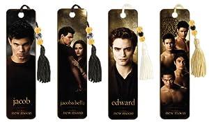 The Twilight Saga: New Moon - Set of 4 - Bookmarks
