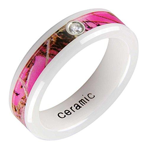 Ceramic Wedding Rings