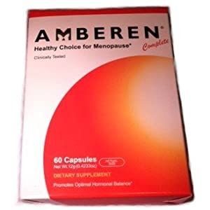 Amberen Healthy Choice For Menopause