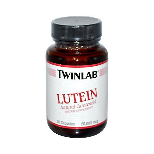Twinlab Lutein 30 Capsules