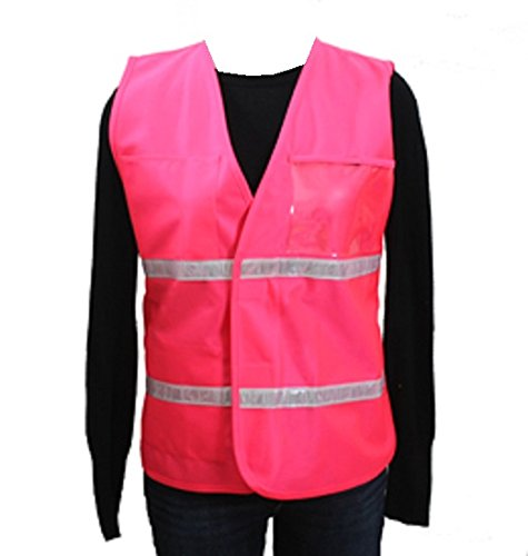 Best Pink Safety Vest Reviews Of High Visibility